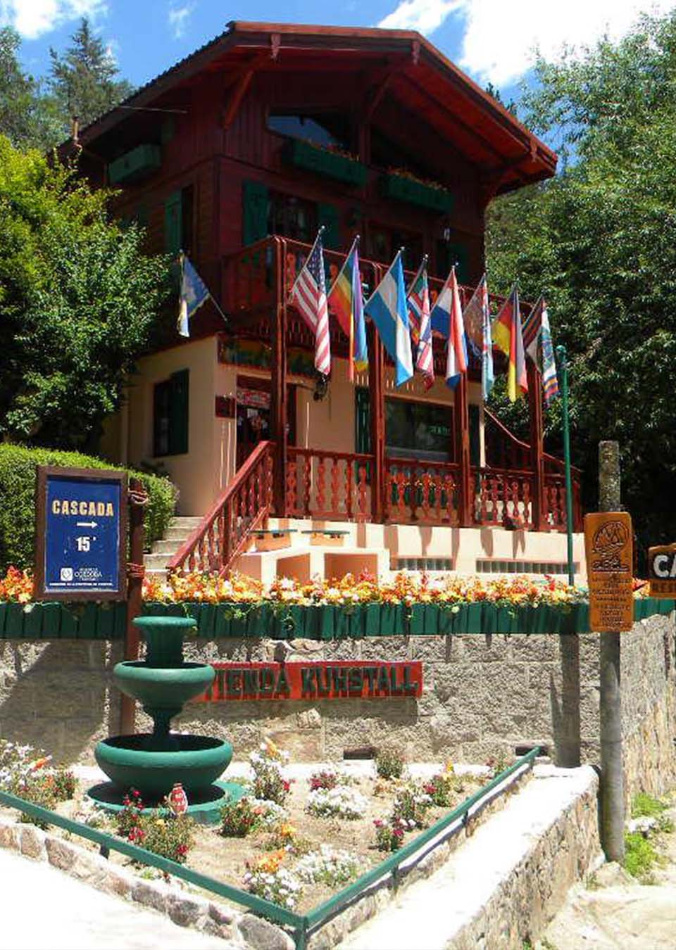 Casa Kuhstall