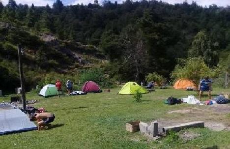 Camping Sol y Luna