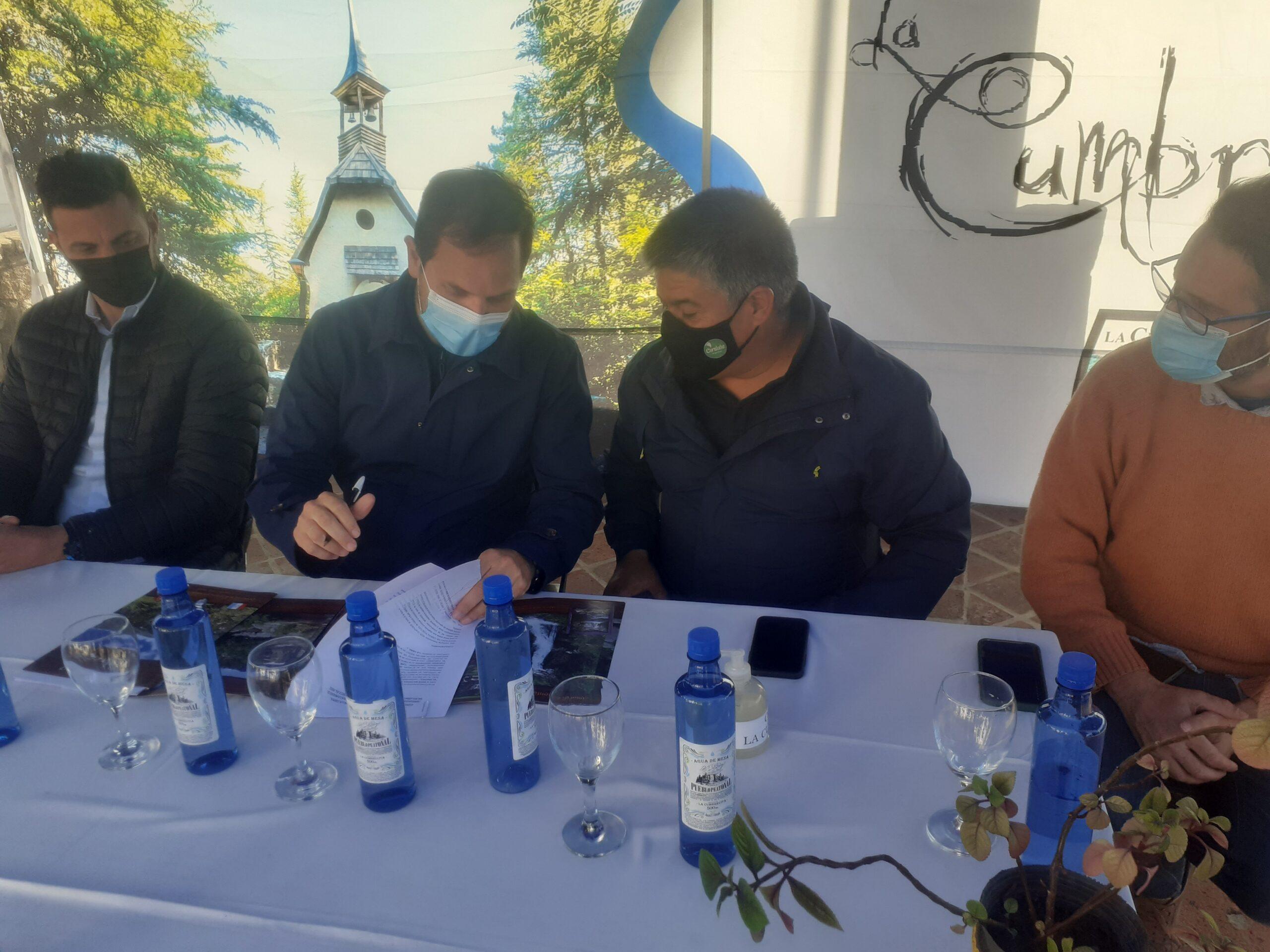 Nación aportará más de 22 millones de pesos para ampliación y optimización de la planta de cloacas